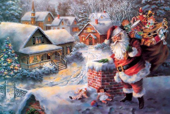 """Campania de CSR """"Tu ești Moș Crăciun"""""""