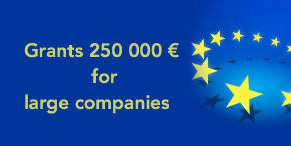 Katalyv Group oferă asistență tehnică pentru companiile mari care doresc să obțină finanțare până la 250 000 euro pentru formarea managerilor și a angajaților